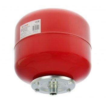 Расширительный бак taen, для систем отопления, вертикальный, 12 л