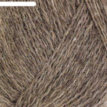 Пряжа зимняя сказка 100% козий пух 300м/50гр (1505, натуральный)