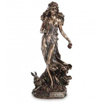 Ws-1092 статуэтка «остара - богиня рассвета и весны»