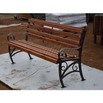 Скамейка стальная ск 32 1,5 м