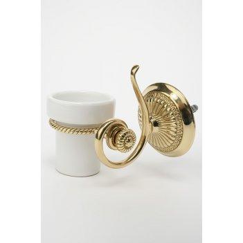 Стакан для ванной комнаты/керамика, 10х13 см