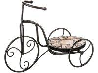 Плантатор для цветов велосипед 47*22*36 см