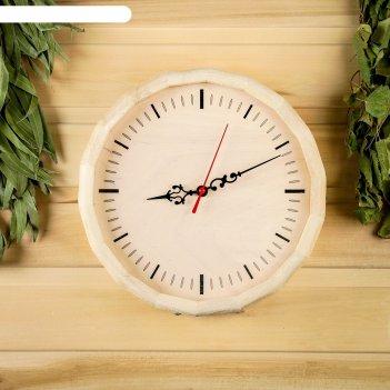 Часы банные бочонок классика