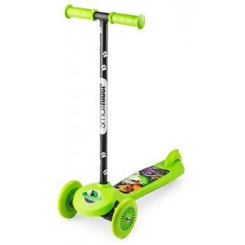 Трехколесный самокат small rider scooter (cz) (зеленый)