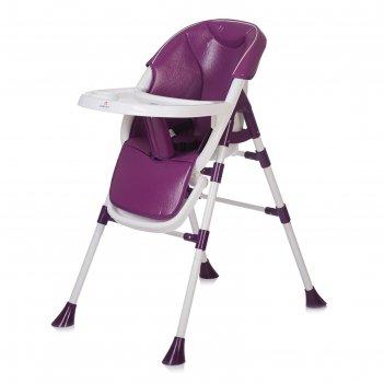 Стульчик для кормления pancake, цвет фиолетовый