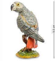 Шкатулка попугай