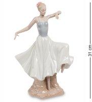 Jp-27/26 статуэтка балерина (pavone)