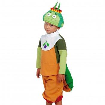 Карнавальный костюм «вупсень», серия лунтик, 4-5 лет, р. 28-30, рост 104-1