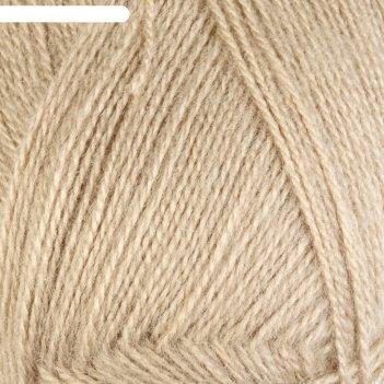 Пряжа angora star 20% шерсть 80% акрил 500м/100гр (033 бежевый)