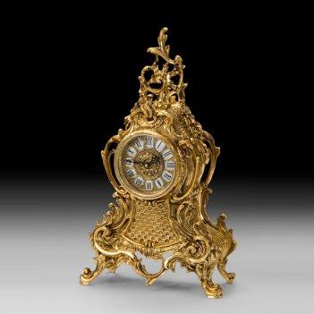 Часы каминные людовик xv