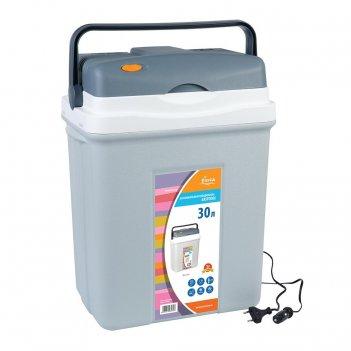 Холодильник автомобильный термоэлектрический fiesta 30л (12v / 220v)