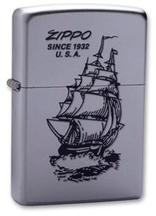 205_boat-zippo зажигалка zippo