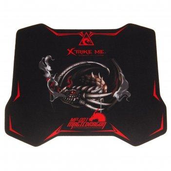 Игровой коврик для мыши xtrike me mp-001, 300 x 230 x 4 мм.