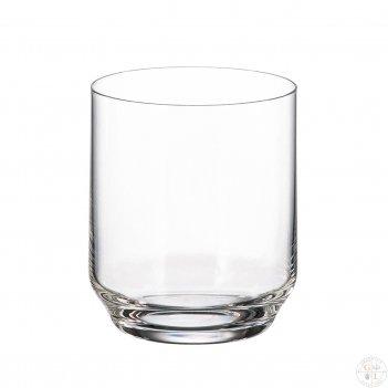 Набор стаканов для виски crystalite bohemia ara/ines 350мл (6 шт)