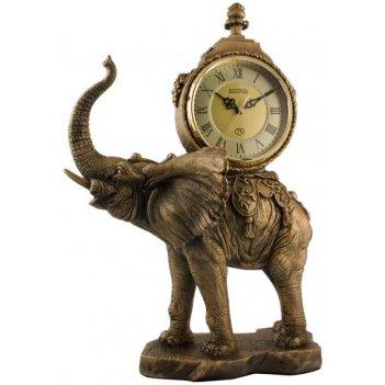 Скульптурные часы восток из полимерных смол к4547-1 восток