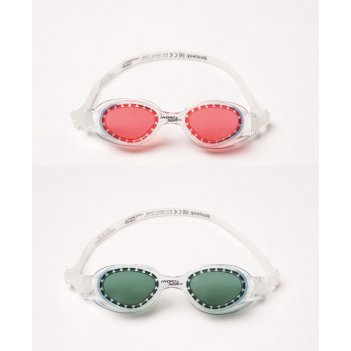Очки для плавания ix-500 3 цв. в асс-те