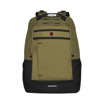 Рюкзак wenger 16'', зеленый, полиэстер, 34 x 24 x 45 см, 24 л