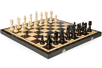 Шахматы рождество 48х48см польша