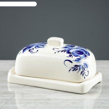 Маслёнка роспись