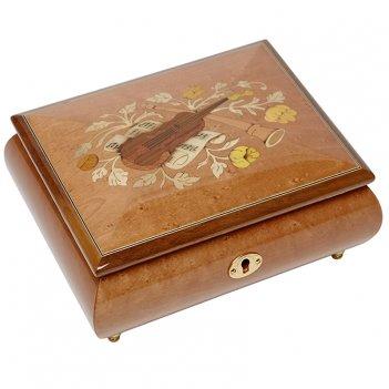 Шкатулка для ювелирных украшений  арт. aw-01-013 от artwood,