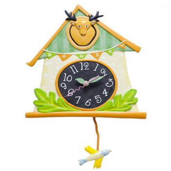 Часы настенные b&s jr1160j/b004 (бол.дом)