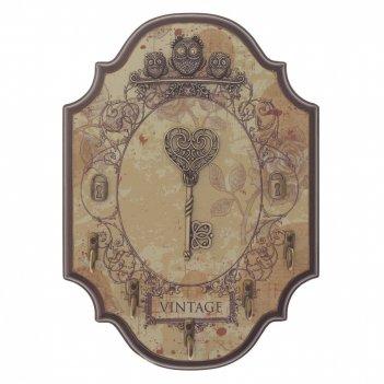 Ключница, l18 w3,5 h25 см