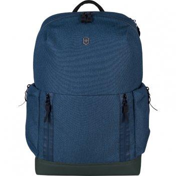 Рюкзак victorinox altmont classic deluxe laptop 15'', синий, пол