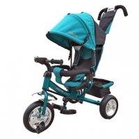 Велосипед 3кол. comfort, аквамарин