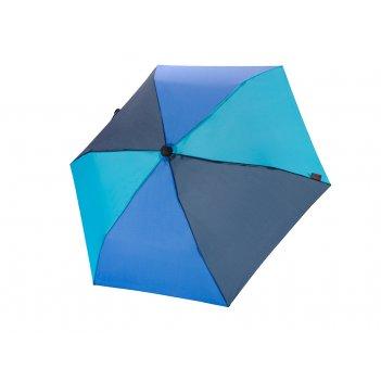 Зонт light trek ultra navy blue механический складной (цвет - синий)