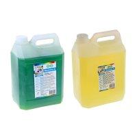 Моющее средство для чистки унитаза и сантехники канистра 5 л.