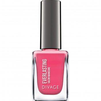 Гелевый лак для ногтей divage nail polish everlasting g, тон № 10
