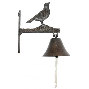 Колокольчик дверной птичка