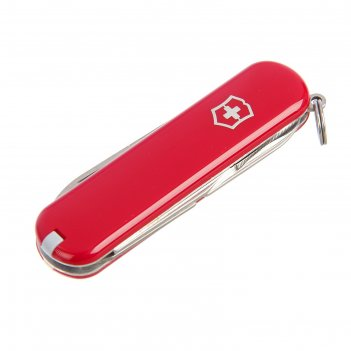 Нож-брелок victorinox executive 81 0.6423, 65 мм, 7 функций