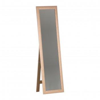 Зеркало напольное, дуб, 45x160 см