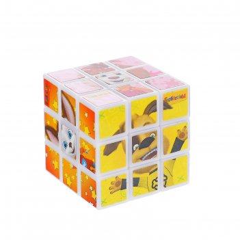 Игра-головоломка кубик барбоскины 1507-1405