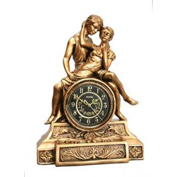 Скульптурные часы из полимерных смол восток к4504-1-1