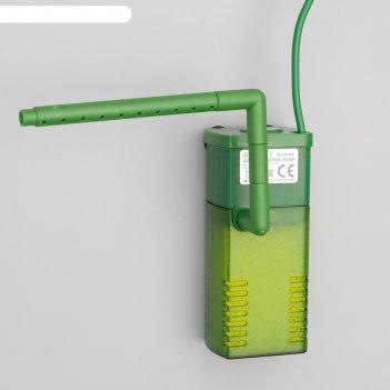 Фильтр внутренний с регулятором и дождевальной флейтой ( 200 л/ч )