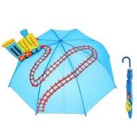 Зонт детский паровозик, диаметр 73 см