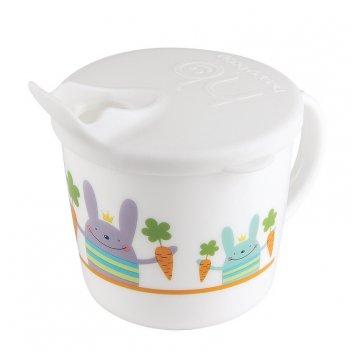 Traning cup тренировочная чашка с крышкой возраст: от 8 месяцев
