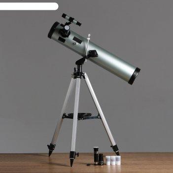 Телескоп напольный сувенирный комета 76х
