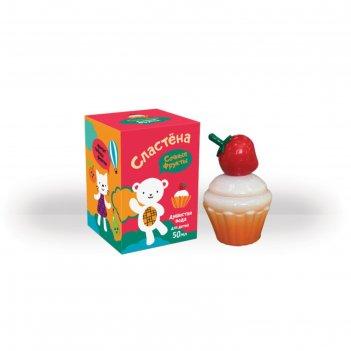 Детская душистая вода сластена сочные фрукты, 50 мл