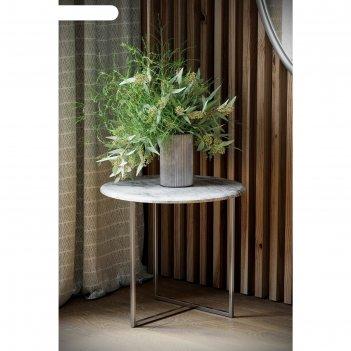 Стол журнальный «альбано», 550 x 550 x 500 мм, мдф, цвет винтаж