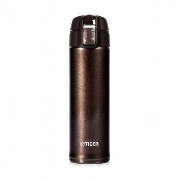 Термокружка tiger mmp-s030 metallic brown, 0.3 л (цвет - коричневый металл