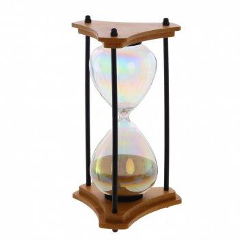 Часы песочные (30 мин), l14 w12 h25 см