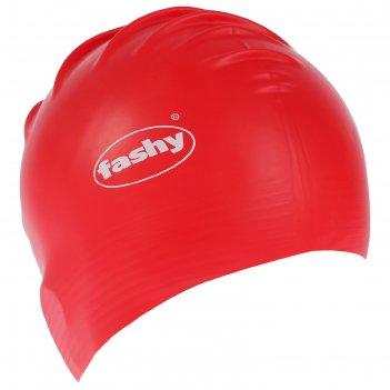 Шапочка для плавания fashy flexi-latex cap, арт.3030-00-55, латекс, цвет к