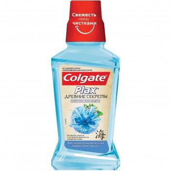 Ополаскиватель для полости рта colgate plax «древние секреты. комплексная