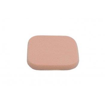 Спонж puff 1-sw прямоуг. (5,5x4, 4x0,7) для нанесения макияжа, латекс