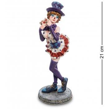 Ga-155 статуэтка клоун