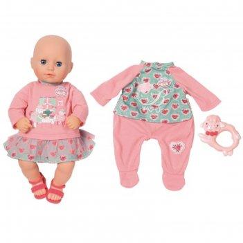 Кукла baby annabell, с дополнительным набором одежды, 36 см