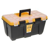 Ящик для инструментов 19 volf желтый